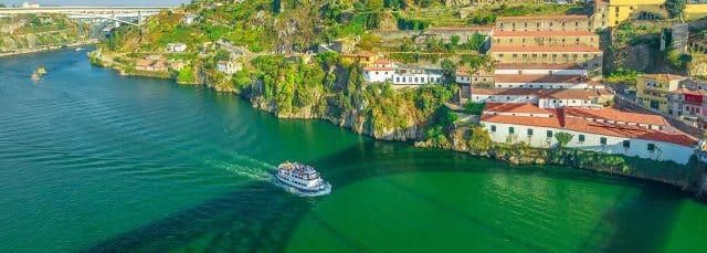 Pacotes de viagem para cruzeiro no rio Douro - Portugal