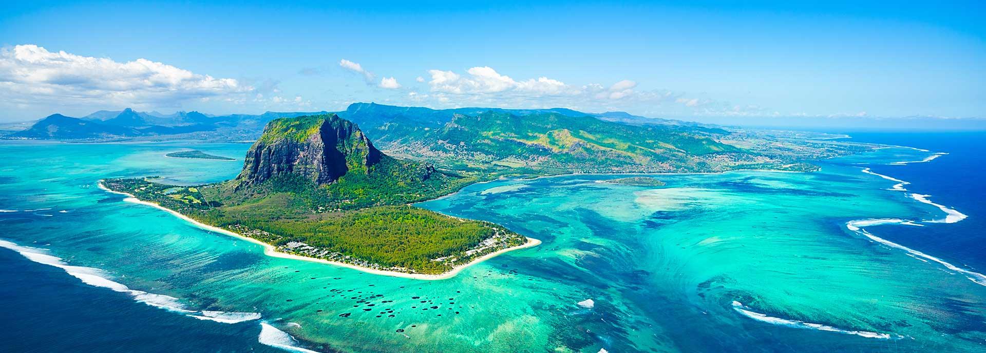 Pacotes de viagens Ilhas Maurício