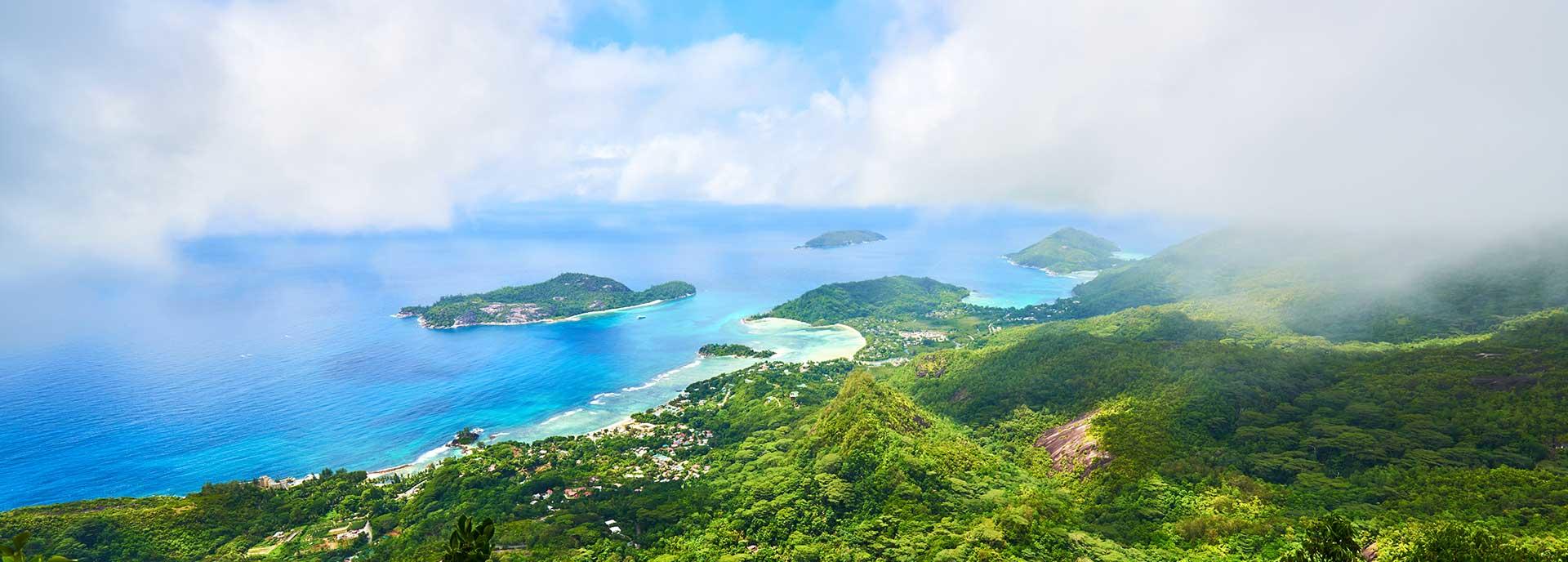 Pacotes de viagens Ilhas Seychelles