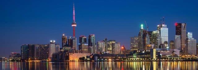 Pacotes de viagem para o Canadá, em Toronto