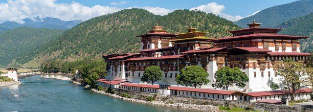 Pacotes de viagem para o Butão