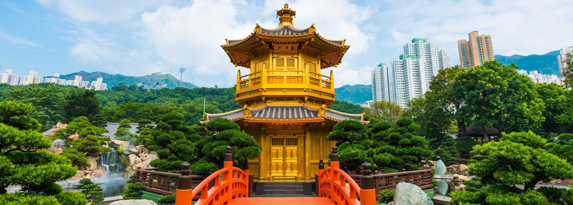 Pacotes de viagens China