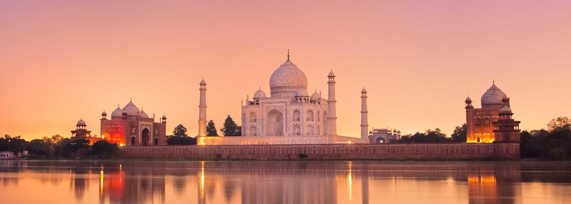 Pacotes de viagens Índia