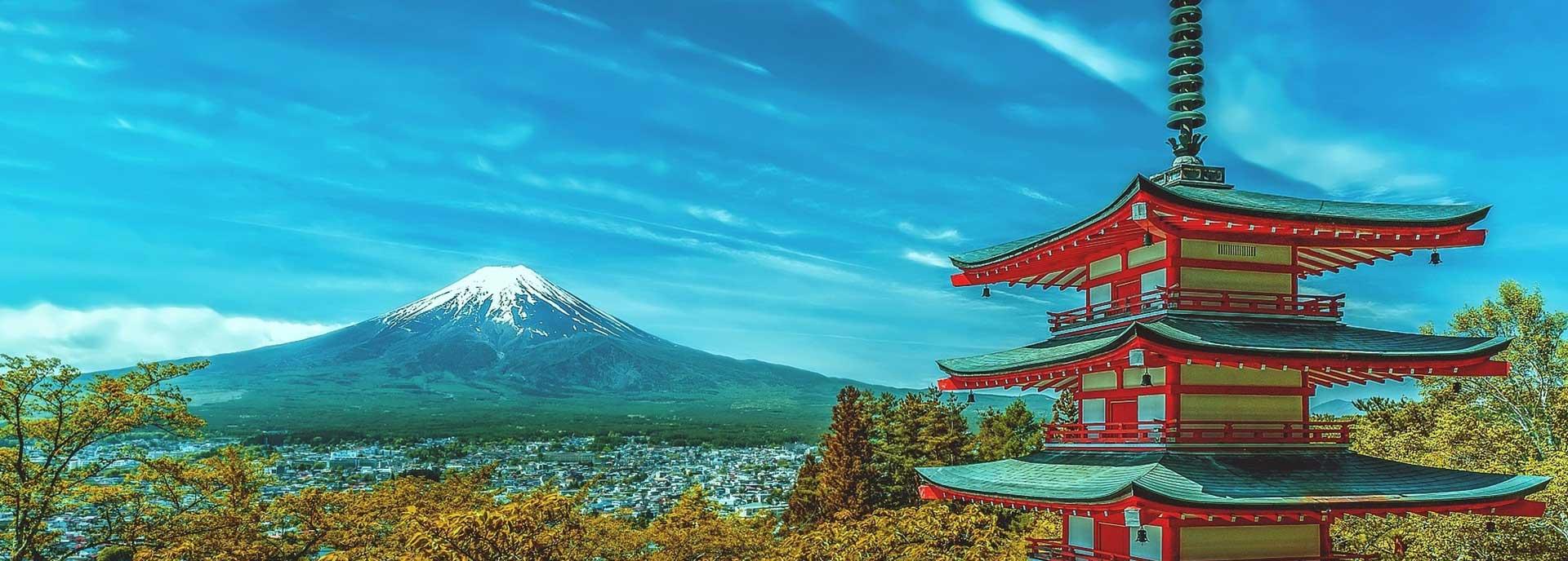 Pacotes de viagens Japão