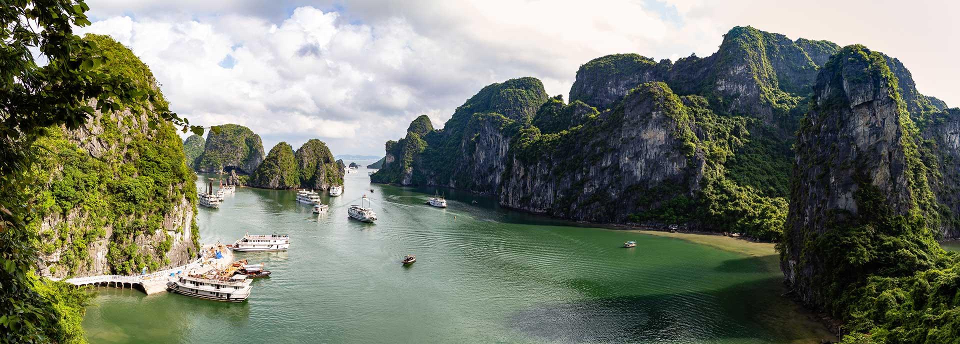 Pacotes de viagens Vietnã