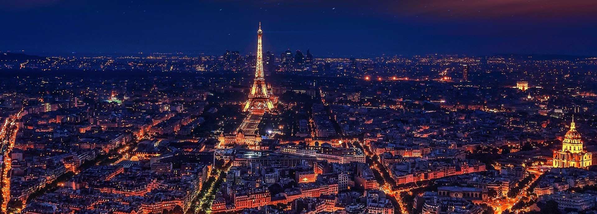 Pacotes de viagens França