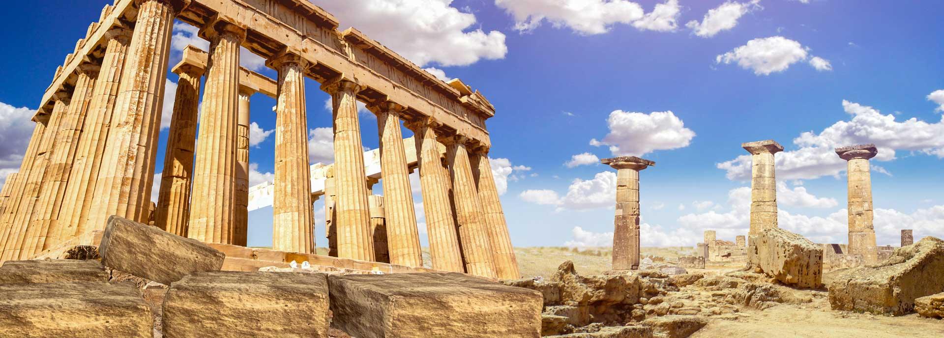 Pacotes de viagens Grécia