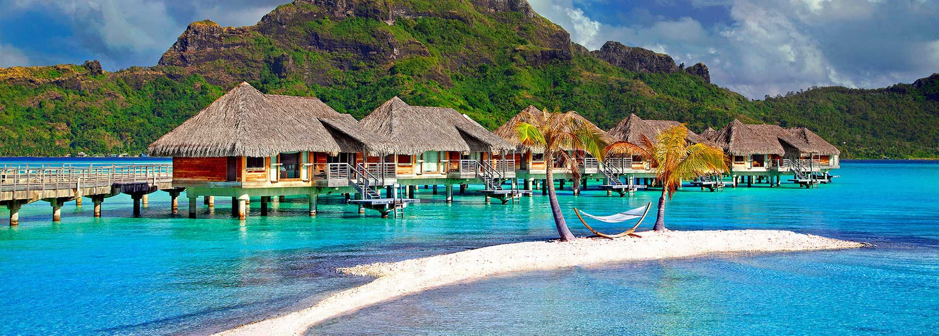 Pacotes de viagens Tahiti
