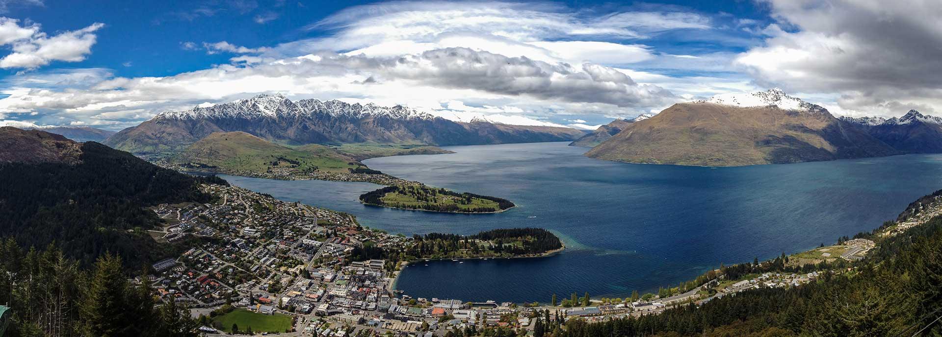Pacotes de viagens Nova Zelândia