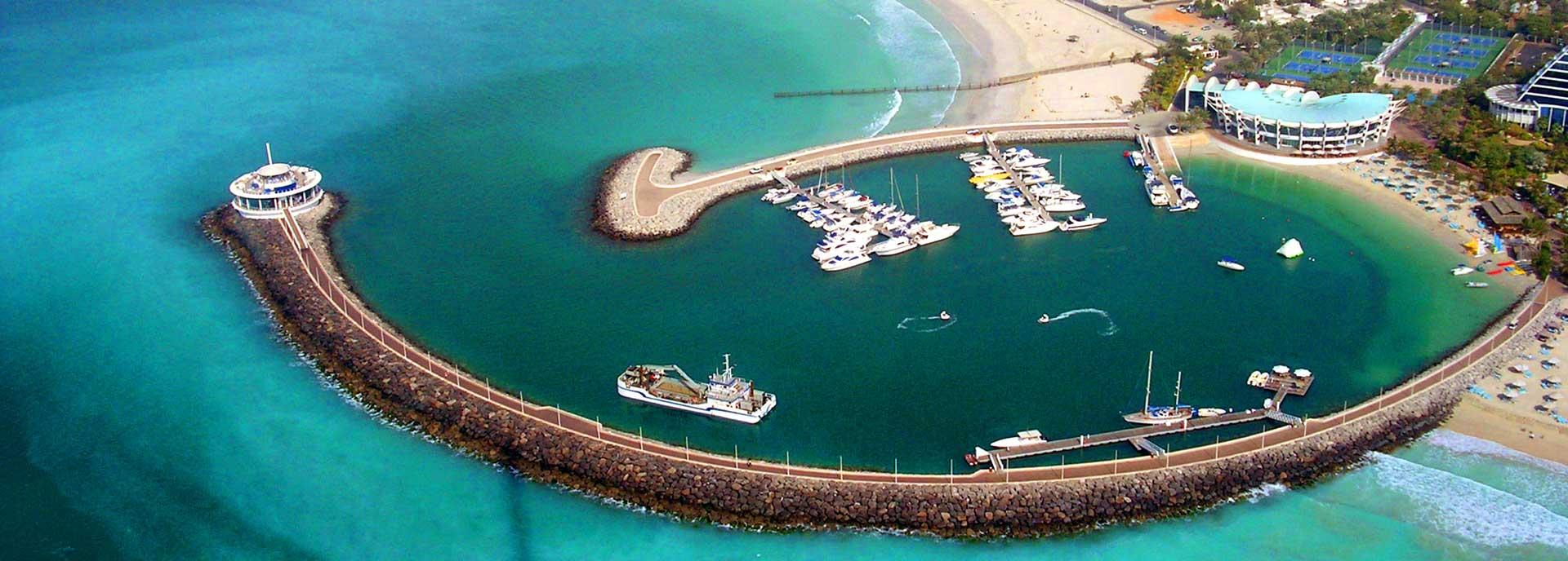 Pacotes de viagens Dubai