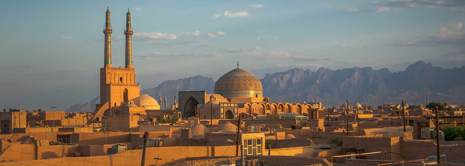 Pacotes de viagens Iran