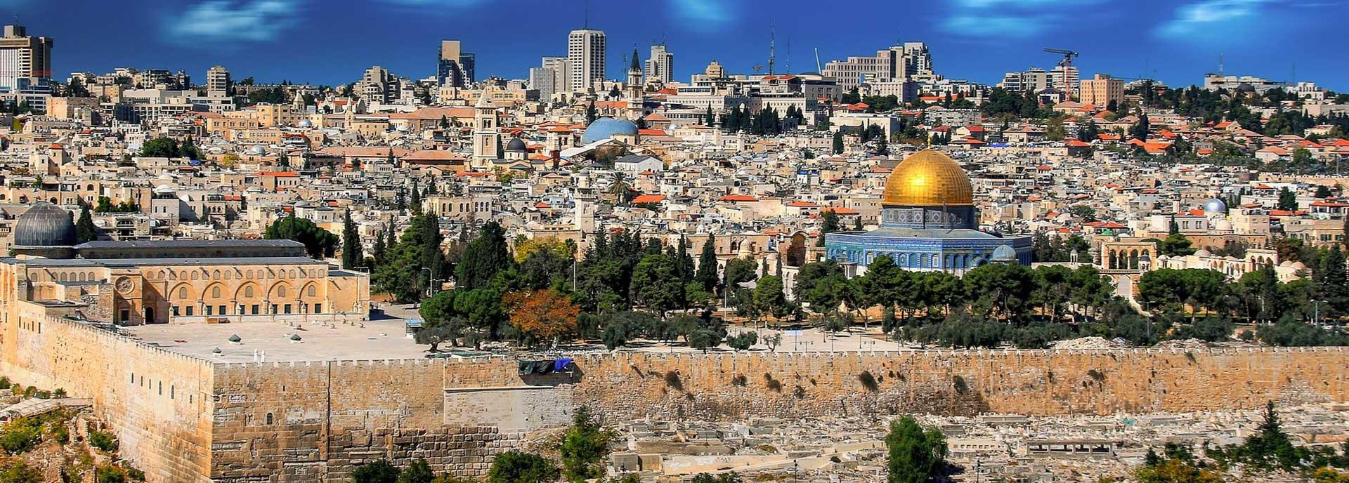 Pacotes de viagens Israel