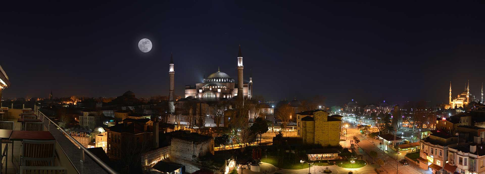 Pacotes de viagens Turquia