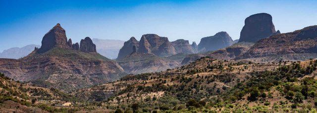 Pacotes de viagem para África - Etiópia