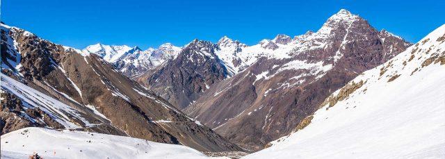 Pacotes de viagem para o Chile - neve