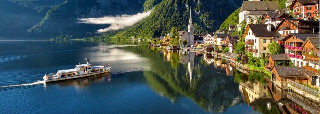 Pacotes de viagem para a Áustria