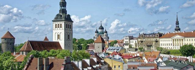 Pacotes de viagem para Estônia