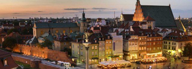 Pacotes de viagem para Polônia - Varsovia