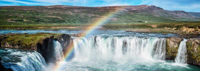 Pacotes de viagem para Islândia - Godafoss