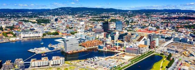 Pacotes de viagem para Noruega - Oslo